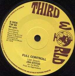 Ranking Starcky / Jah Stitch - Phensic / Full Control